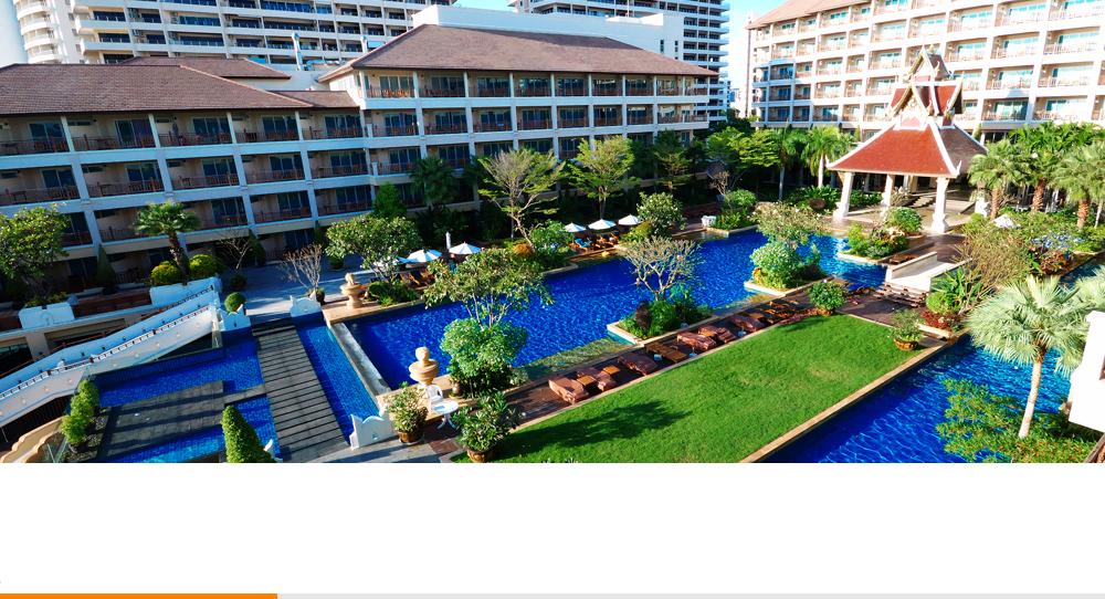 The Pattaya Beach Resort